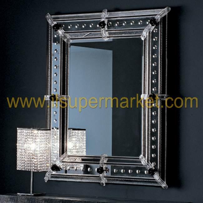 Miroirs de murano for Miroir venitien murano